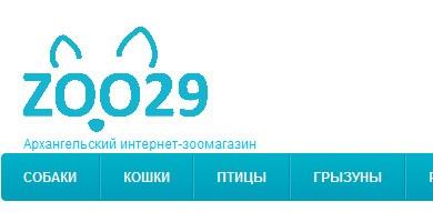 Продвижение зоомагазина Zoo29